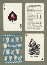 Collectable vintage adverting playing cards  Trust Houses by Goodall.